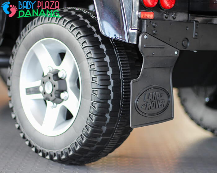 Xe ô tô điện cho bé Land Rover 702 17