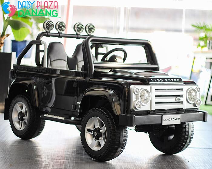 Xe ô tô điện cho bé Land Rover 702 2