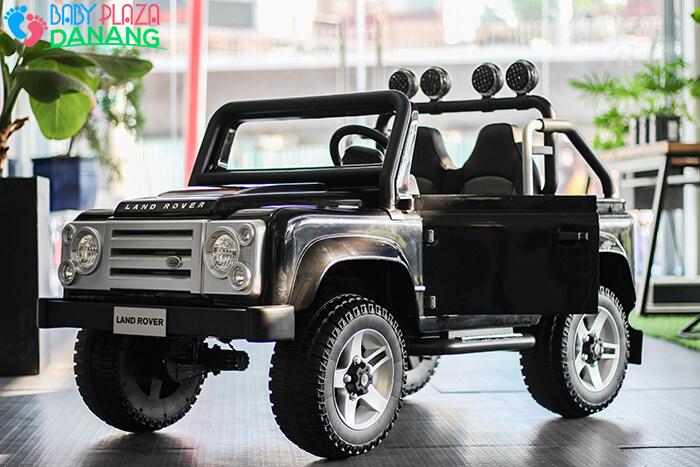 Xe ô tô điện cho bé Land Rover 702 3