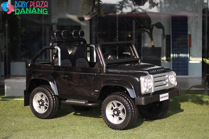 Xe ô tô điện cho bé Land Rover 702 4