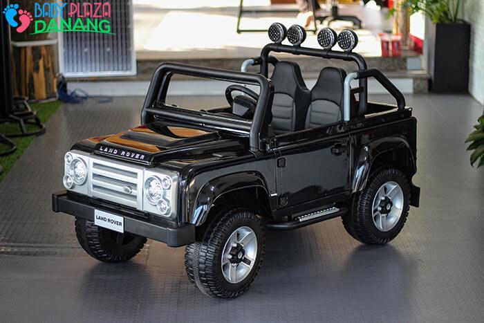 Xe ô tô điện cho bé Land Rover 702 5