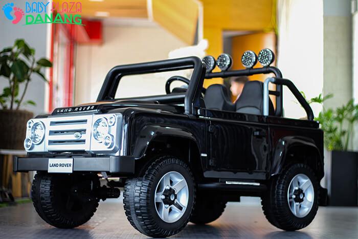 Xe ô tô điện cho bé Land Rover 702 6