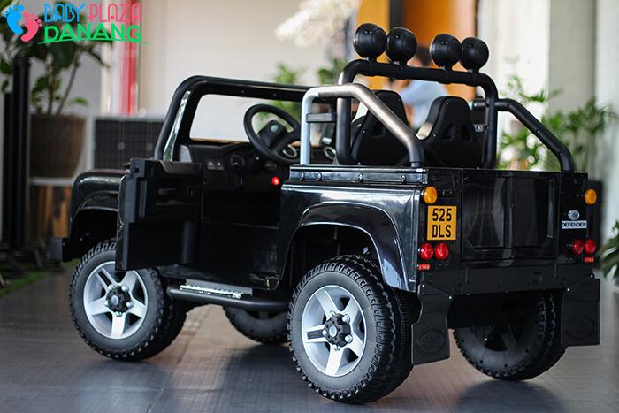 Xe ô tô điện cho bé Land Rover 702 7