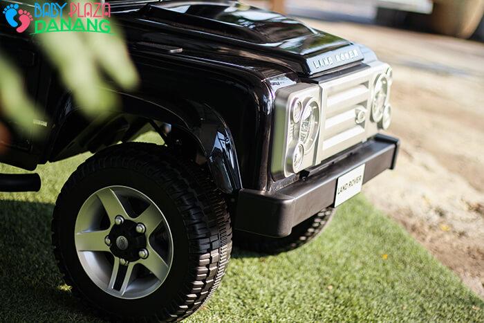 Xe ô tô điện cho bé Land Rover 702 8