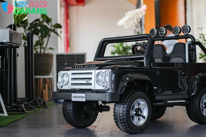 Xe ô tô điện cho bé Land Rover 702 9