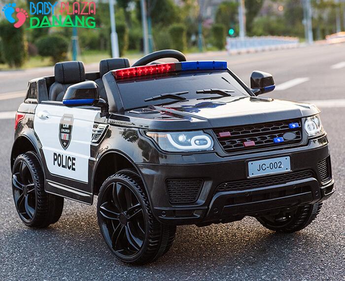Xe oto điện trẻ em Police JC002 11