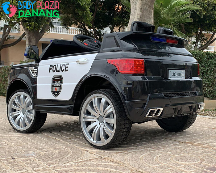 Xe oto điện trẻ em Police JC002 14