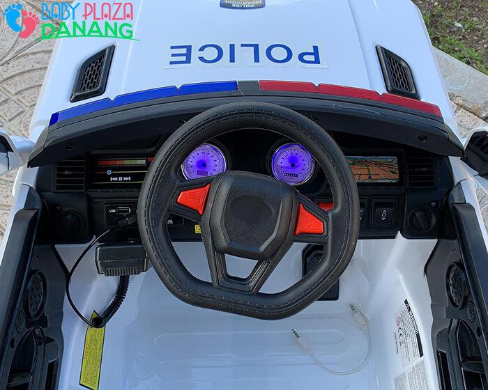 Xe oto điện trẻ em Police JC002 20