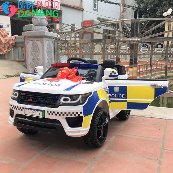 Xe oto điện trẻ em Police JC002 3