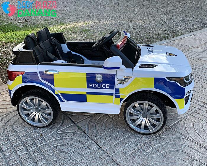 Xe oto điện trẻ em Police JC002 5