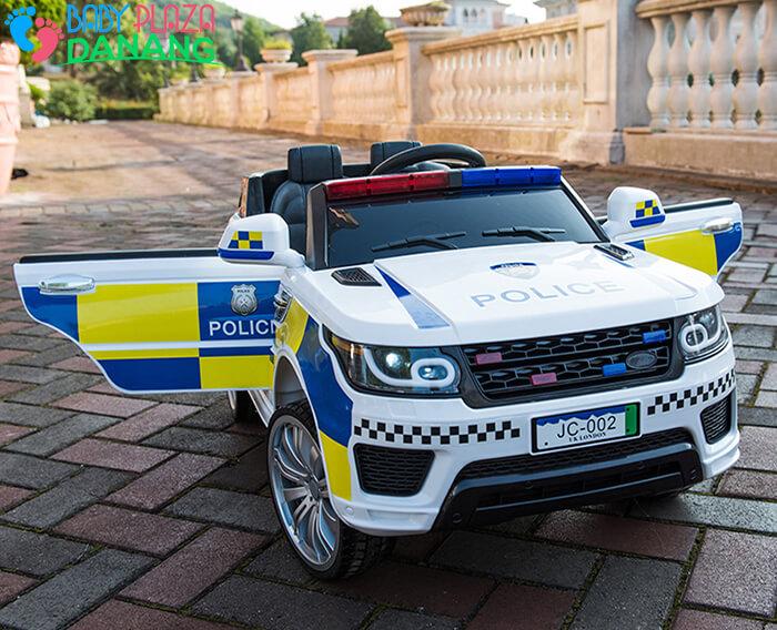 Xe oto điện trẻ em Police JC002 6