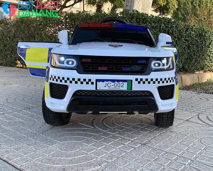 Xe oto điện trẻ em Police JC002 7