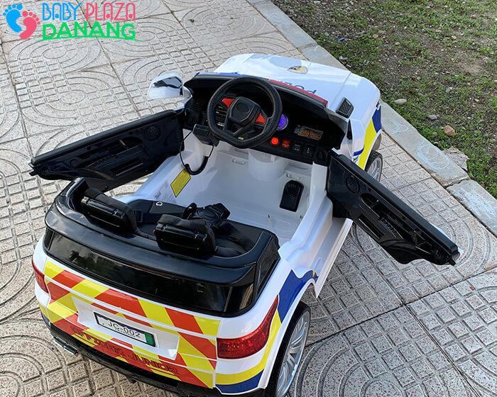 Xe oto điện trẻ em Police JC002 8