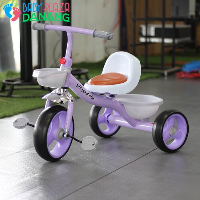 Xe đạp ba bánh trẻ em Broller XD3-2026 1