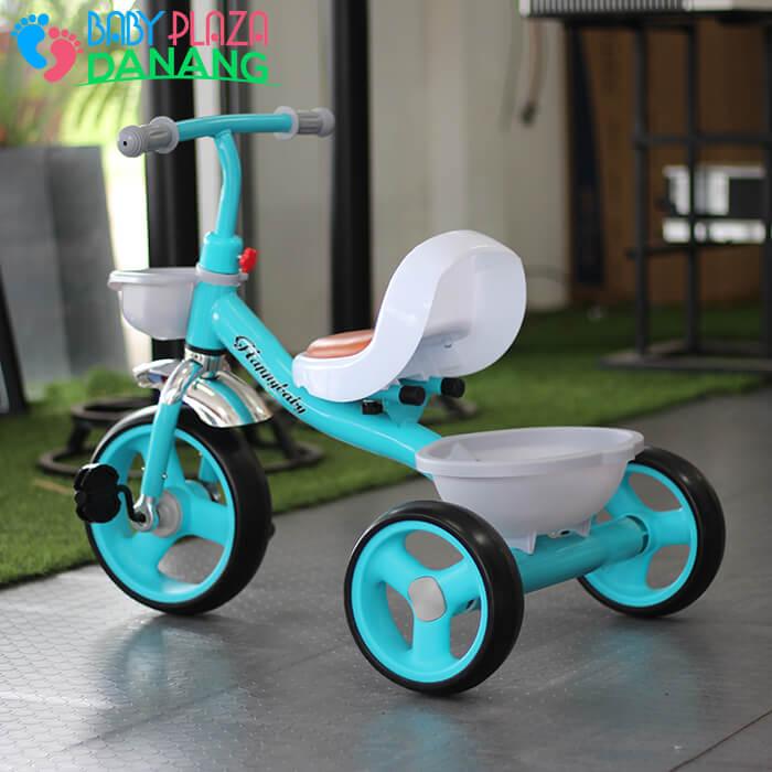 Xe đạp ba bánh trẻ em Broller XD3-2026 10