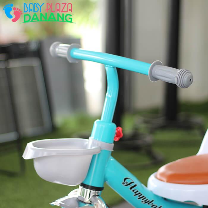 Xe đạp ba bánh trẻ em Broller XD3-2026 12