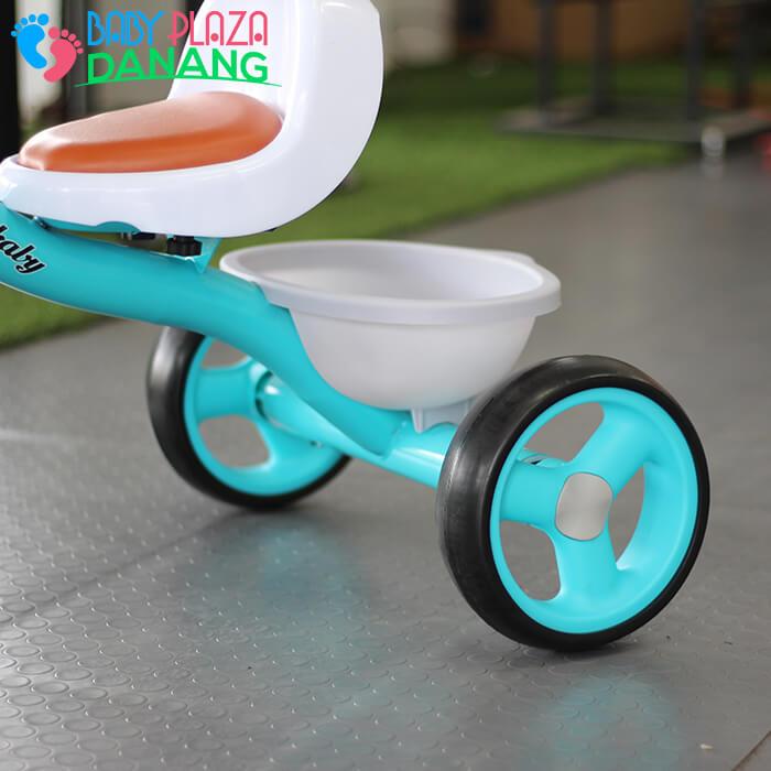 Xe đạp ba bánh trẻ em Broller XD3-2026 14