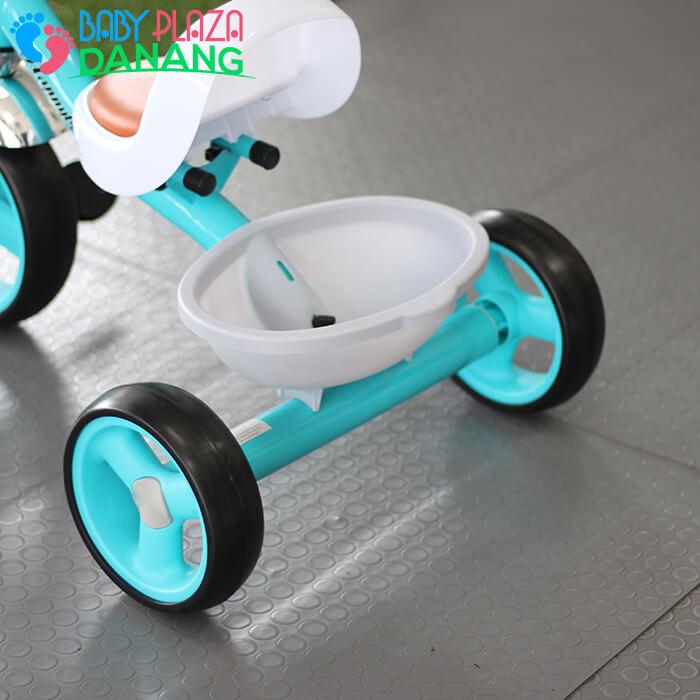 Xe đạp ba bánh trẻ em Broller XD3-2026 15