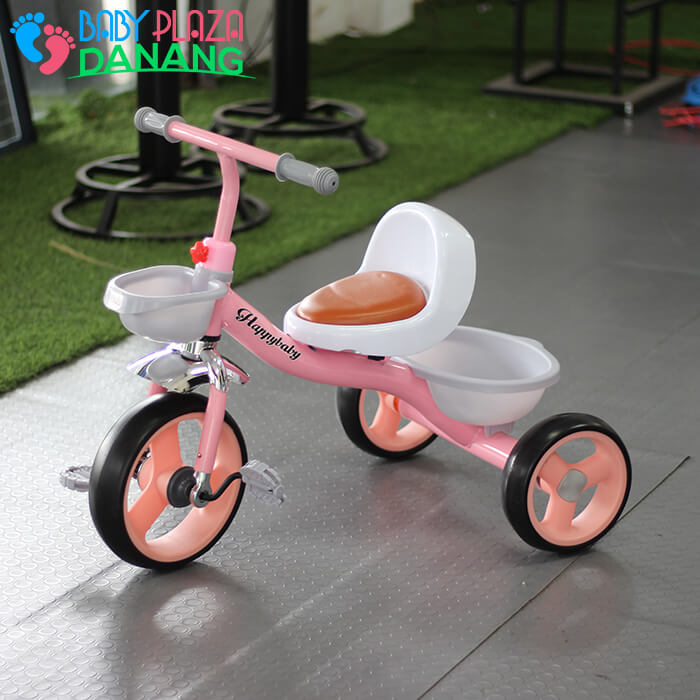 Xe đạp ba bánh trẻ em Broller XD3-2026 17