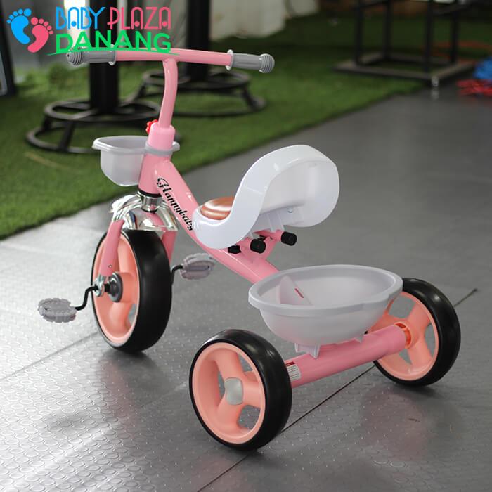 Xe đạp ba bánh trẻ em Broller XD3-2026 18