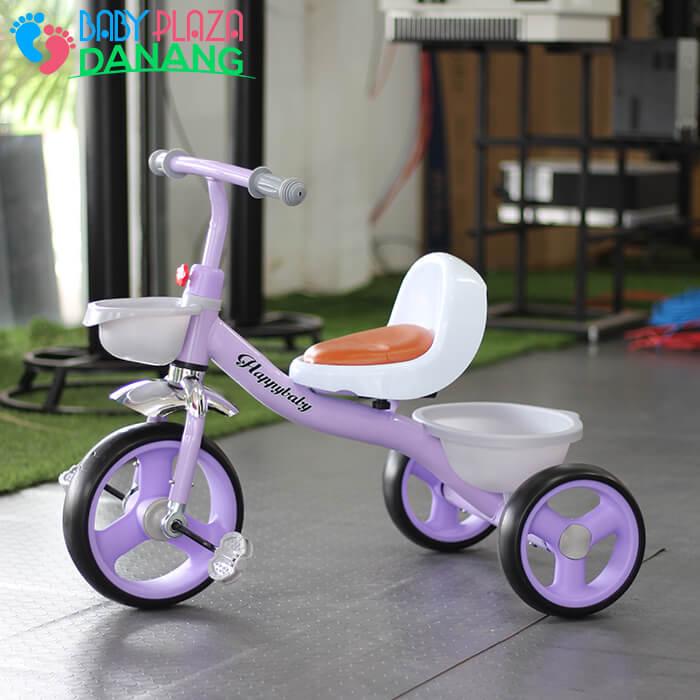Xe đạp ba bánh trẻ em Broller XD3-2026 2