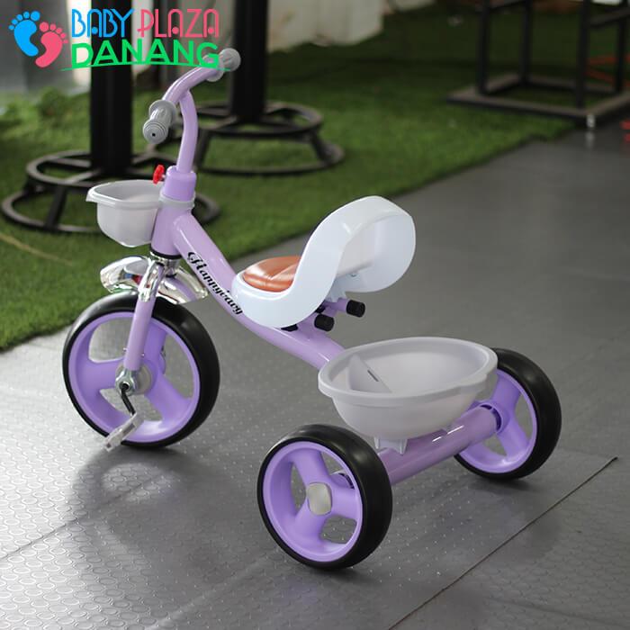 Xe đạp ba bánh trẻ em Broller XD3-2026 3