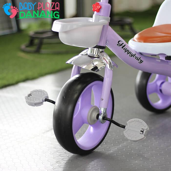 Xe đạp ba bánh trẻ em Broller XD3-2026 4
