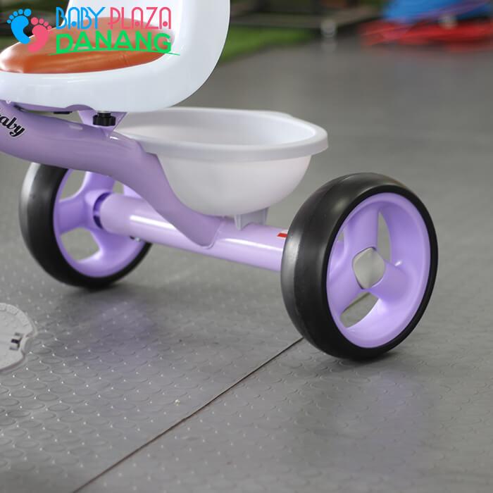 Xe đạp ba bánh trẻ em Broller XD3-2026 6