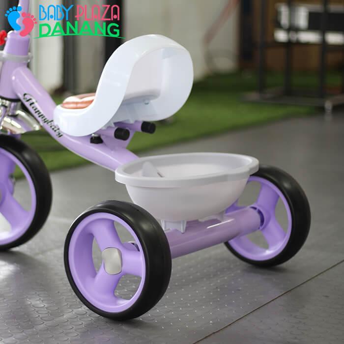 Xe đạp ba bánh trẻ em Broller XD3-2026 7