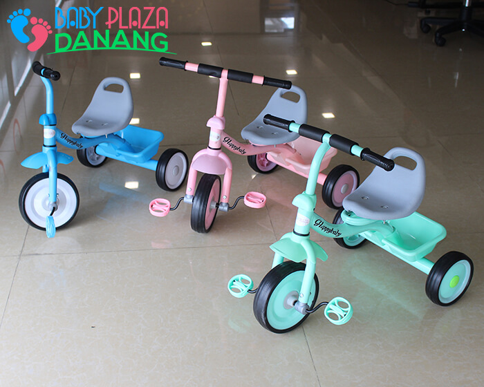 Xe đạp trẻ em 3 bánh Broller XD3-2018 1