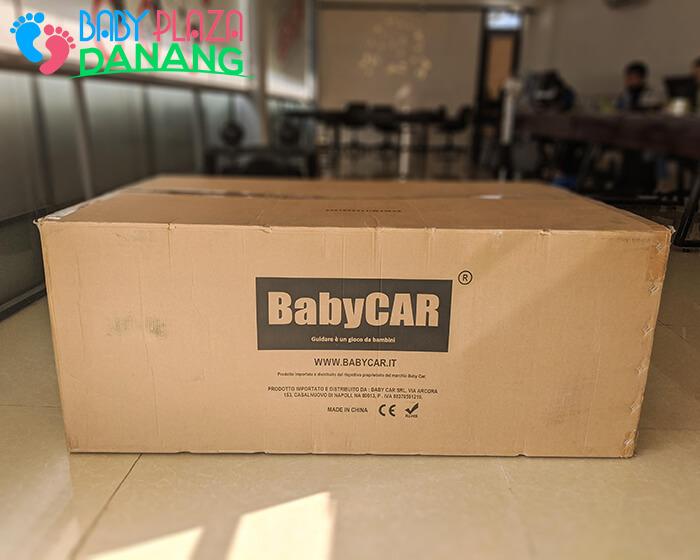 Xe oto điện cao cấp BabyCar S2588 thương hiệu Ý 1