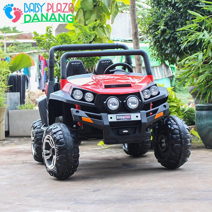 Xe oto điện cao cấp BabyCar S2588 thương hiệu Ý 2