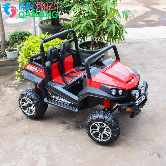 Xe oto điện cao cấp BabyCar S2588 thương hiệu Ý 3
