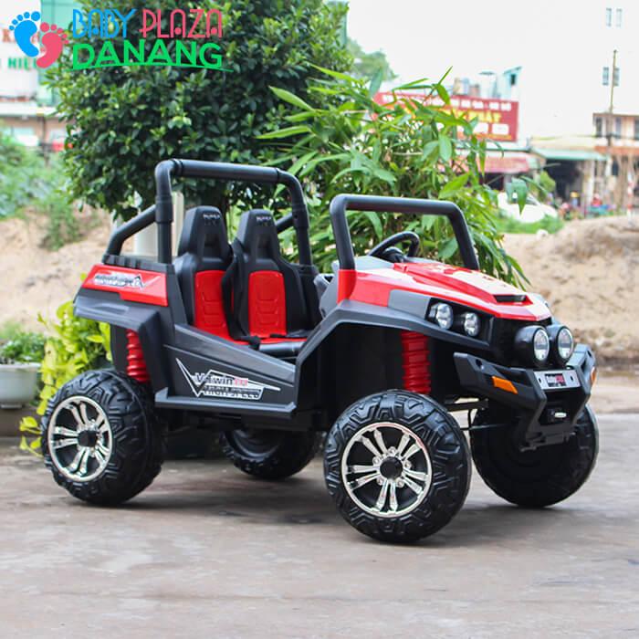 Xe oto điện cao cấp BabyCar S2588 thương hiệu Ý 4