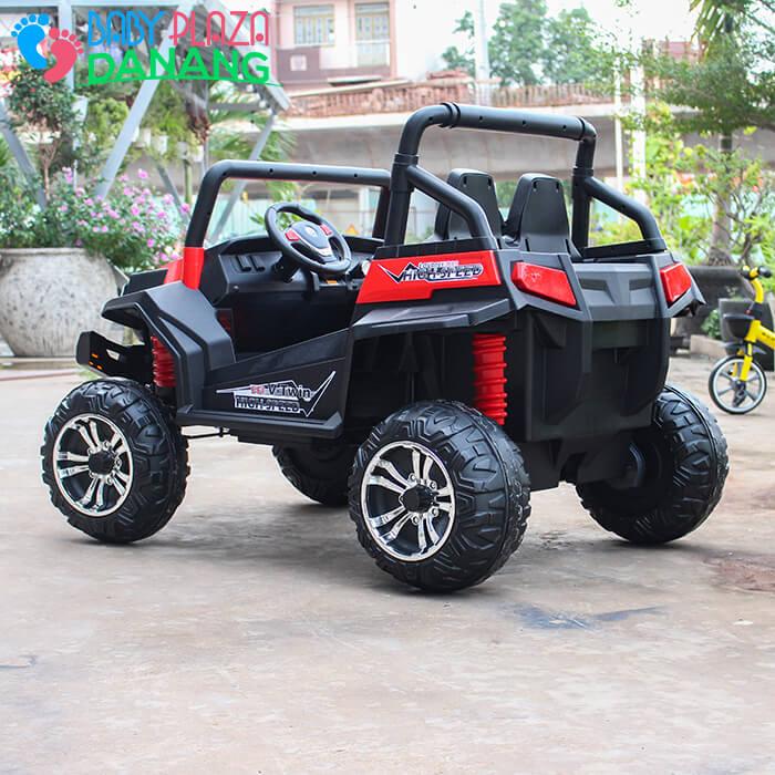 Xe oto điện cao cấp BabyCar S2588 thương hiệu Ý 6