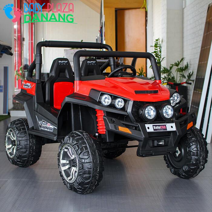 Xe oto điện cao cấp BabyCar S2588 thương hiệu Ý 7