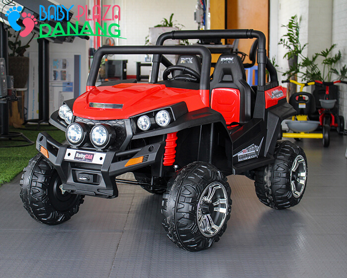 Xe oto điện cao cấp BabyCar S2588 thương hiệu Ý 8