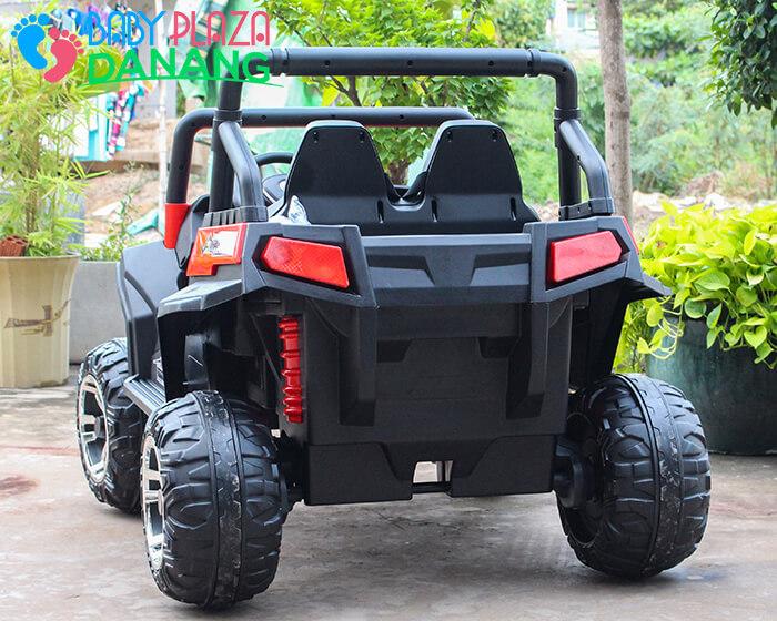 Xe oto điện cao cấp BabyCar S2588 thương hiệu Ý 9