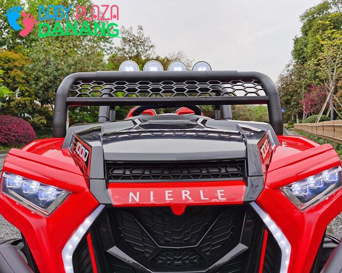 Ô tô chạy điện địa hình khủng cho bé NEL-918 10