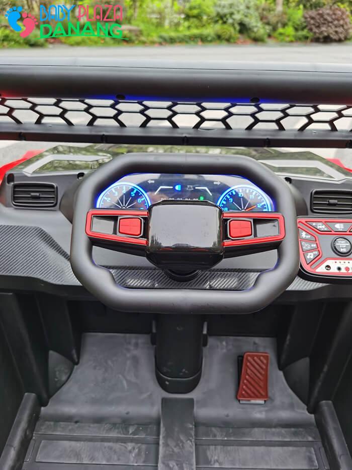 Ô tô chạy điện địa hình khủng cho bé NEL-918 11