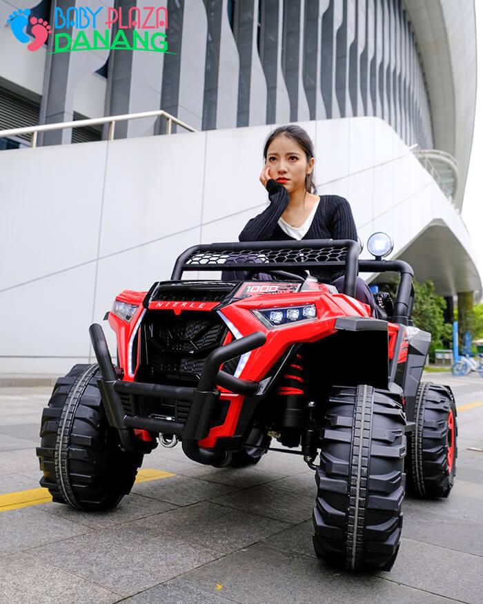 Ô tô chạy điện địa hình khủng cho bé NEL-918 6