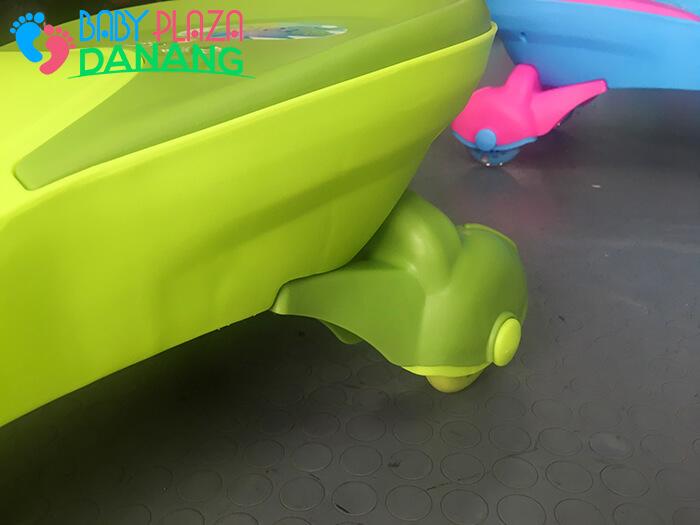 Xe lắc đồ chơi trẻ em Broller 8099B 9