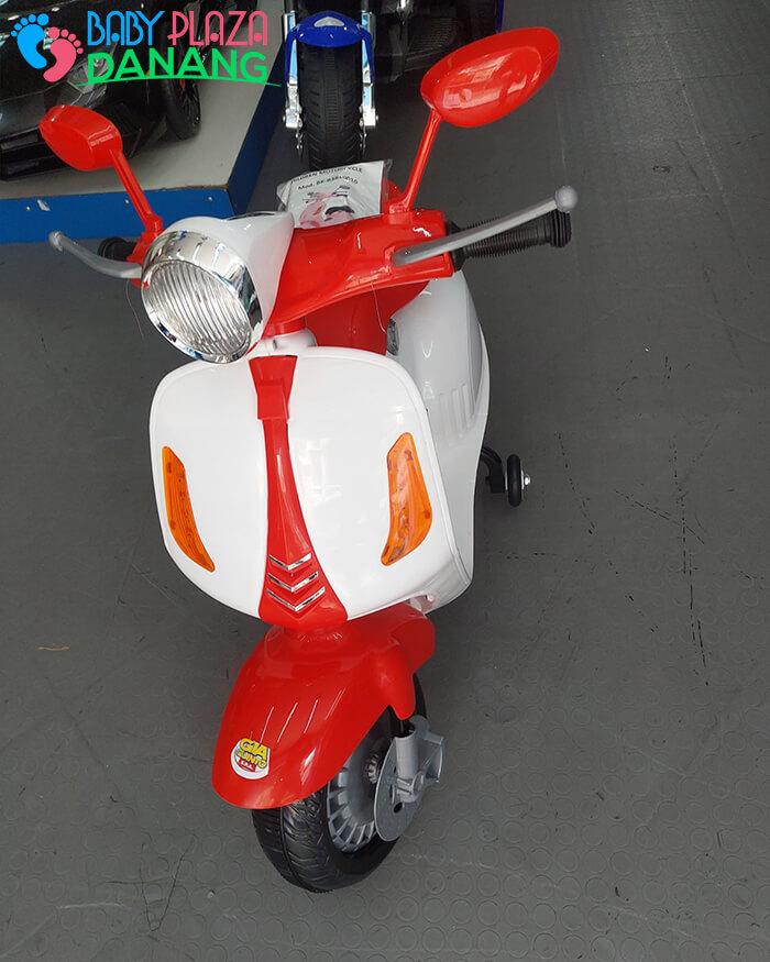 Xe máy Vespa cho bé 606 3