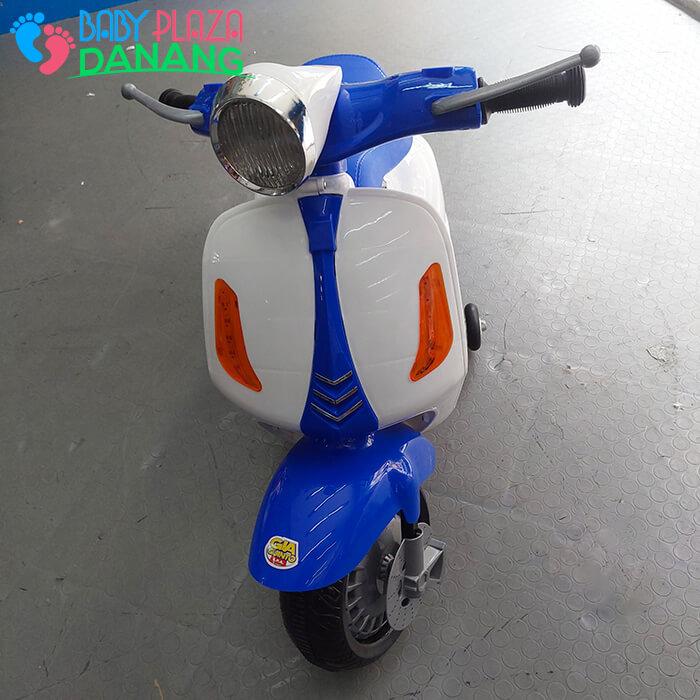 Xe máy Vespa cho bé 606 4