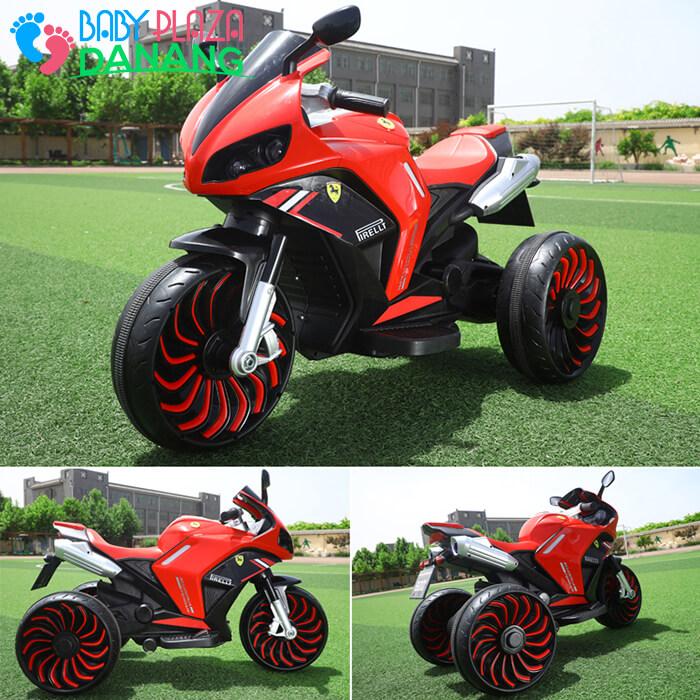 Xe moto điện trẻ em 900 14