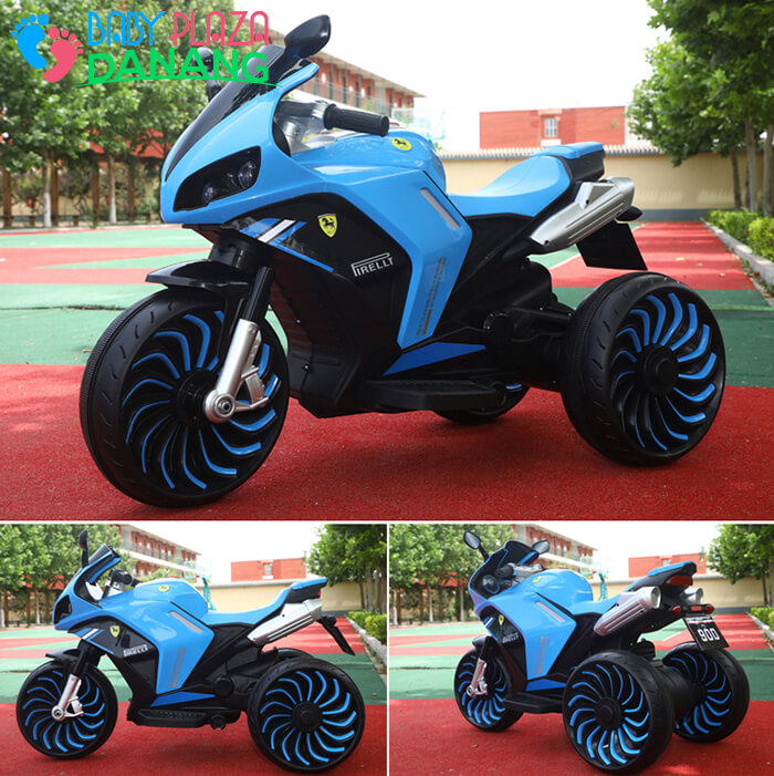 Xe moto điện trẻ em 900 15
