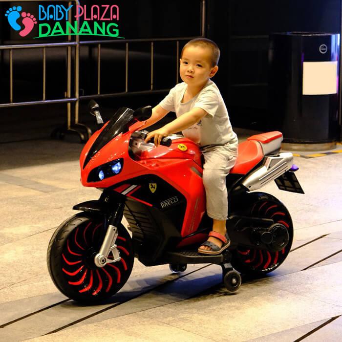 Xe moto điện trẻ em 900 2