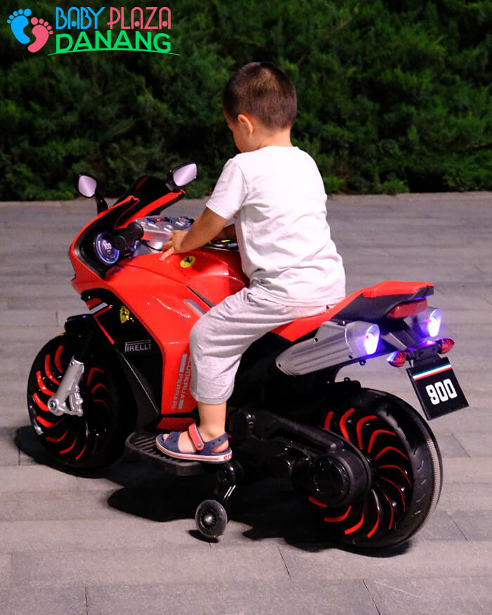 Xe moto điện trẻ em 900 5