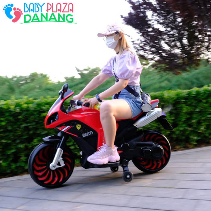 Xe moto điện trẻ em 900 7