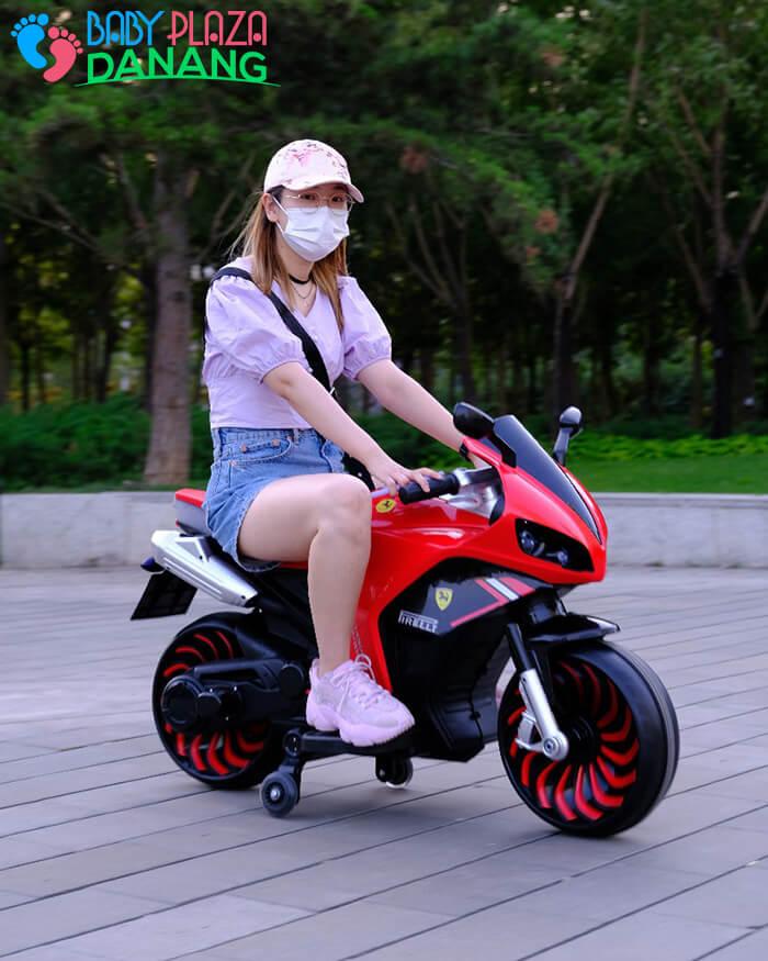 Xe moto điện trẻ em 900 8